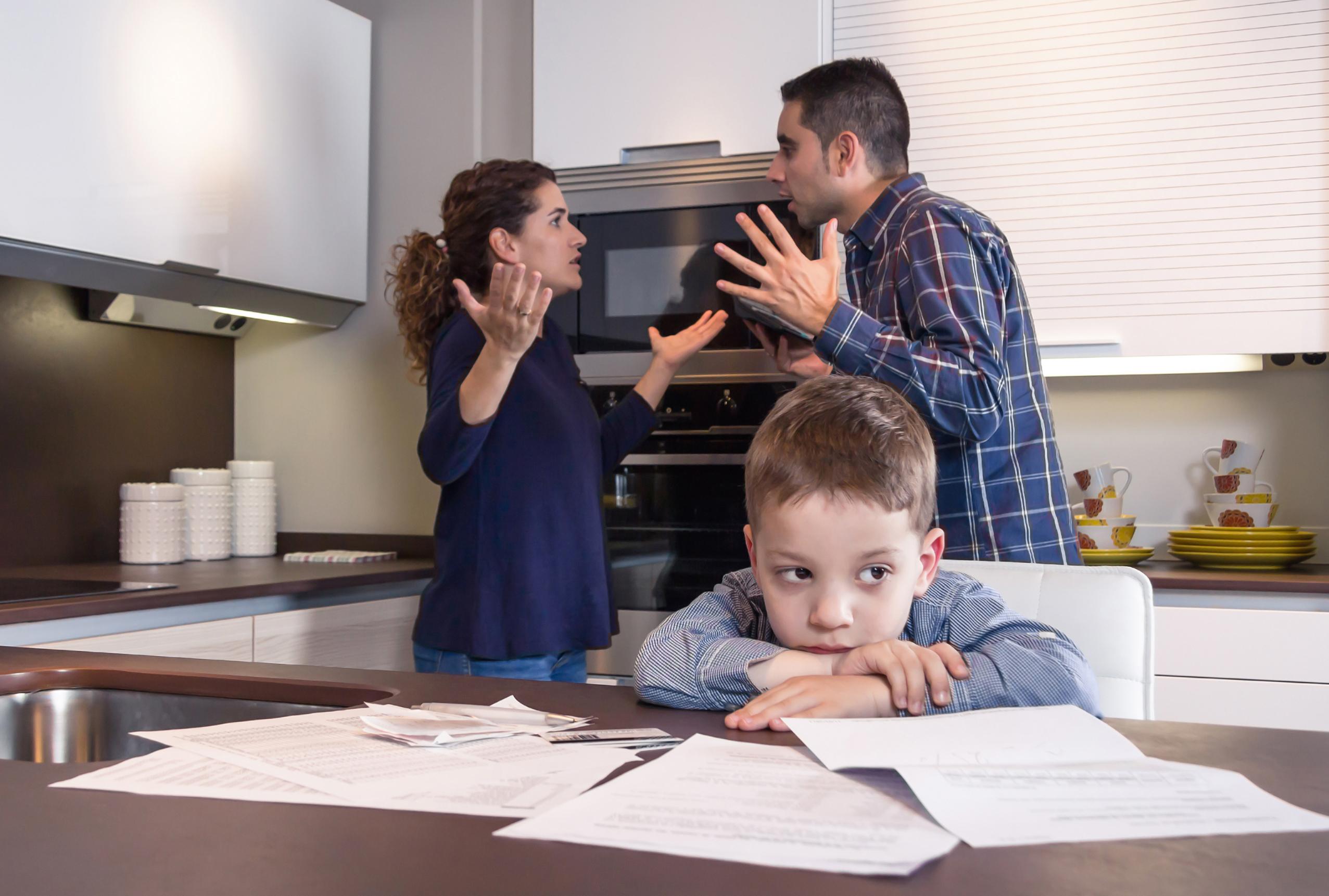 Parental conflict